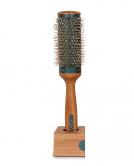 Spazzola Rotonda Bamboo Paddle Bio ionic Agave