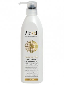 Essential 7 Oil Shampoo